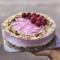 malina torta bez glutena i secera